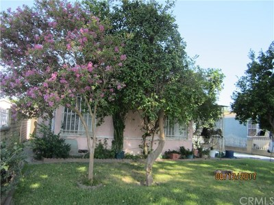Lynwood Single Family Home For Sale: 10920 Lewis Road