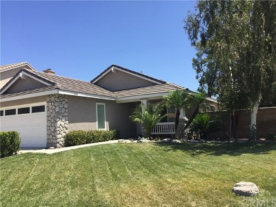 Fontana Single Family Home For Sale: 5481 Tenderfoot Drive