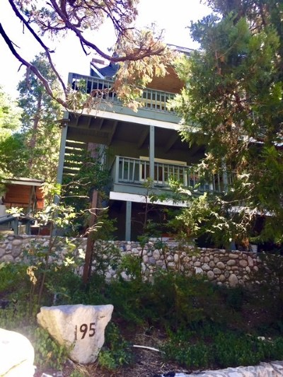 Lake Arrowhead Single Family Home For Sale: 195 Golf Course Road