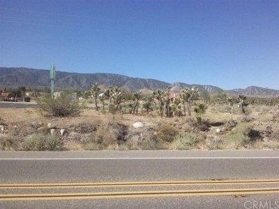 Adelanto Residential Lots & Land For Sale: Hwy 138