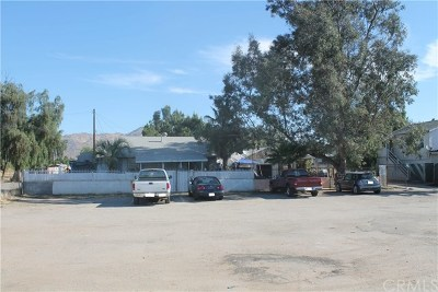 Moreno Valley Multi Family Home For Sale: 21932 Alessandro Boulevard