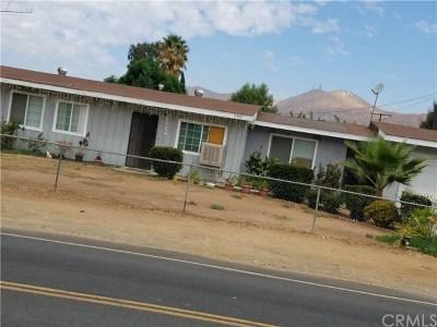 Moreno Valley Multi Family Home For Sale: 21840 Dracaea Avenue