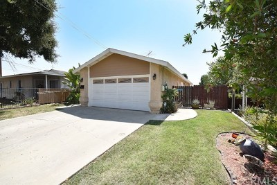 San Dimas Single Family Home For Sale: 118 W Gladstone Street