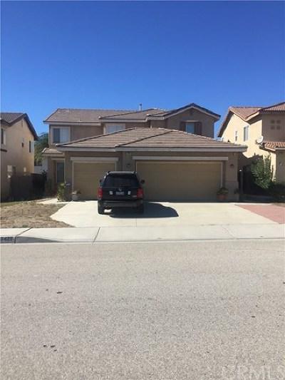Fontana Single Family Home For Sale: 7422 Lime Avenue