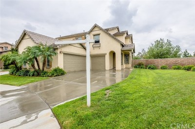 Rancho Cucamonga CA Single Family Home For Sale: $654,500