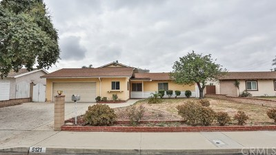 Chino Single Family Home For Sale: 5121 Union Street