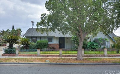 Riverside Single Family Home For Sale: 5134 Kendall Street