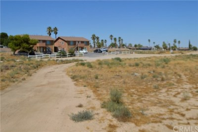 Hesperia Residential Lots & Land For Sale: H Avenue