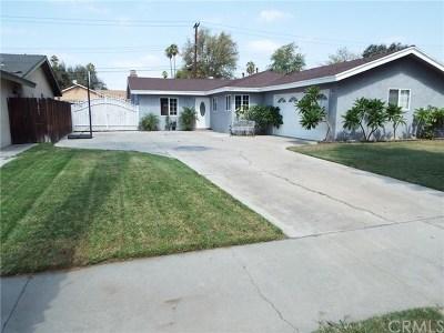Riverside Single Family Home For Sale: 8651 Raintree Avenue