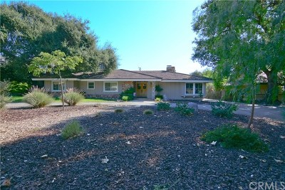 Glendora Single Family Home Active Under Contract: 112 Oak Tree Drive