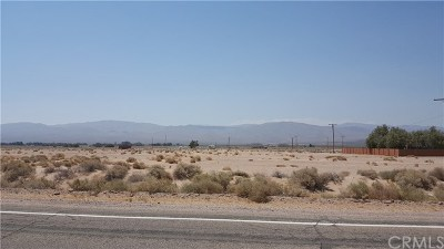 Newberry Springs Residential Lots & Land For Sale: 1 National Trail