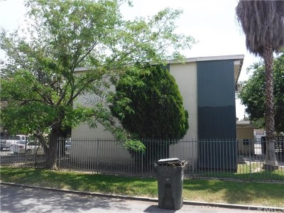 San Bernardino Multi Family Home For Sale: 1111 Chestnut Street