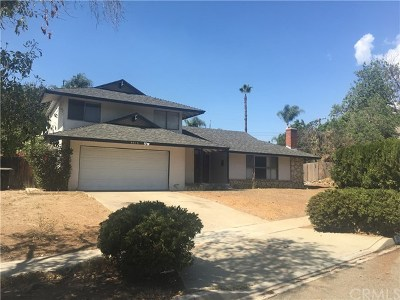 Upland Single Family Home For Sale: 1575 Lilac Way