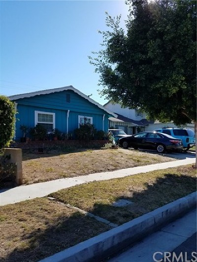 Carson Single Family Home For Sale: 408 Carriagedale Drive