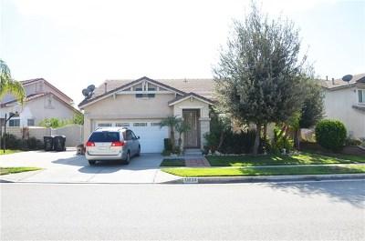 Rancho Cucamonga CA Single Family Home For Sale: $539,000