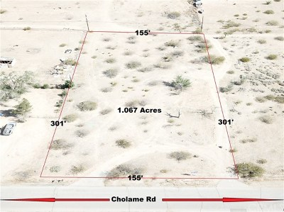 Victorville Residential Lots & Land For Sale: 15236 Cholame Road