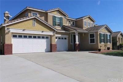 Moreno Valley Single Family Home For Sale: 26632 Quartz Road