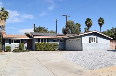 Redlands Single Family Home For Sale: 31 S Ash Street