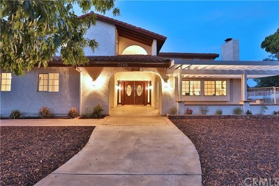 Colton Single Family Home For Sale: 7540 Winship Way