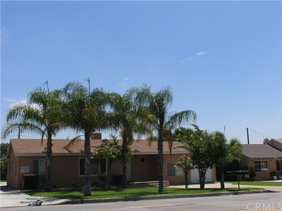 Fontana Multi Family Home For Sale: 9581 Alder Avenue