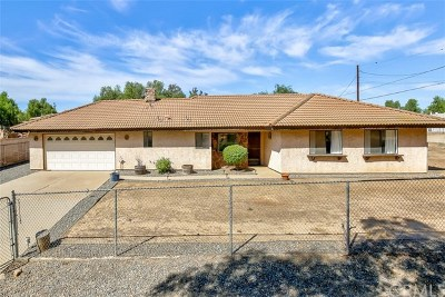 Perris Single Family Home For Sale: 18135 Avenue D