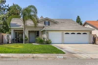 Colton Single Family Home For Sale: 2149 Stewart Street