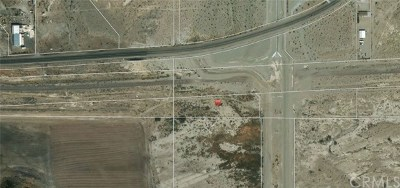 Barstow Residential Lots & Land For Sale: Old Highway 58(South Of)