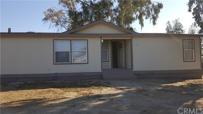 Perris Single Family Home For Sale: 21293 Dawes Street