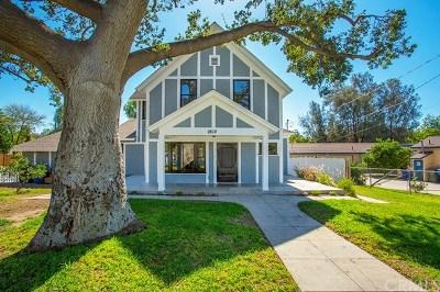 Riverside Single Family Home For Sale: 2810 Woodbine Street