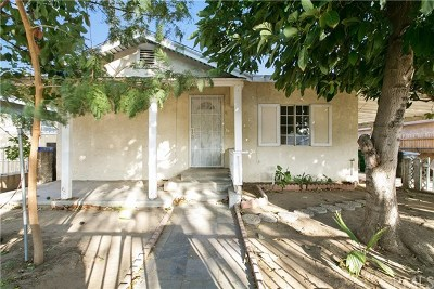 Chino Single Family Home For Sale: 13071 5th Street