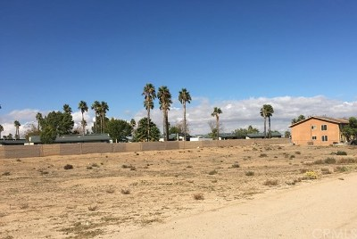 Hesperia Residential Lots & Land For Sale: Sultana Street