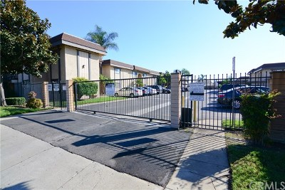 Chino Condo/Townhouse Active Under Contract: 12835 10th Street #68