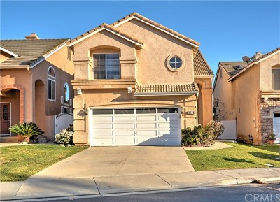 Chino Hills Single Family Home For Sale: 2521 La Salle Pointe
