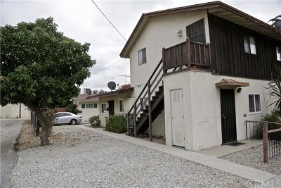 Upland Multi Family Home For Sale: 176 S 2nd Avenue