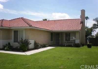 Fontana Single Family Home For Sale: 17775 Dianthus Avenue