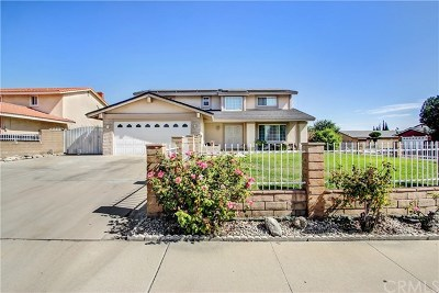 Chino Single Family Home For Sale: 13349 San Pedro Place