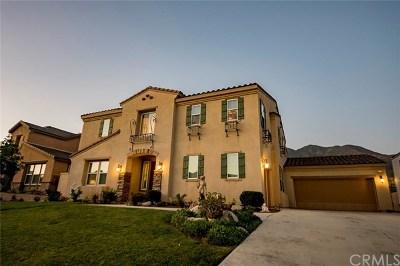 Rancho Cucamonga CA Single Family Home For Sale: $824,999