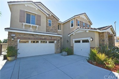 Chino Single Family Home For Sale: 4311 Wintress Drive