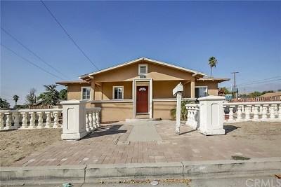Redlands Single Family Home For Sale: 740 W Brockton Avenue