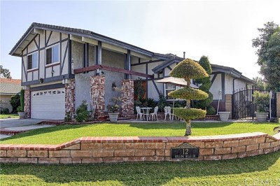 Pomona Single Family Home For Sale: 12 Rolling Hills Drive