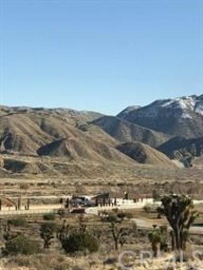 San Bernardino County Residential Lots & Land For Sale: Arrow Road