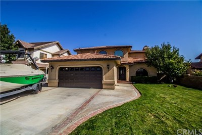 Victorville Single Family Home For Sale: 13555 Pyramid Drive
