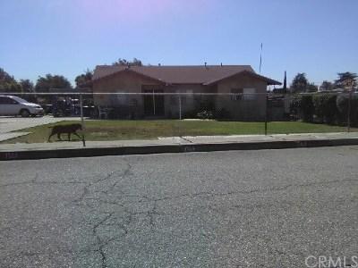 Upland Single Family Home For Sale: 1760 Huntington Drive W