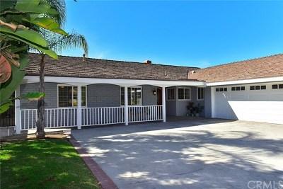 Walnut Single Family Home For Sale: 20740 Walnut Valley Drive