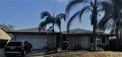 Ontario Single Family Home For Sale: 1378 E Alvarado Street