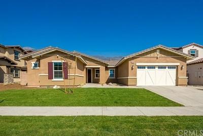 Rancho Cucamonga CA Single Family Home For Sale: $899,000