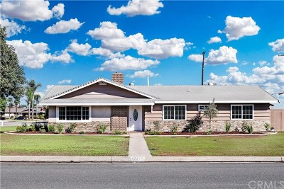Chino Single Family Home For Sale: 12785 Roswell Avenue