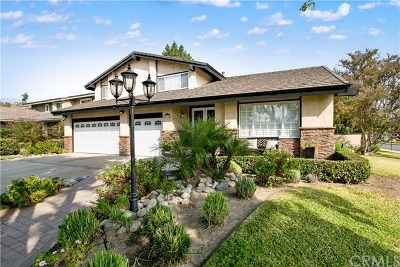 La Verne Single Family Home For Sale: 4904 Marshall Creek Drive