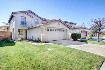 Fontana Single Family Home For Sale: 16209 Los Coyotes Street