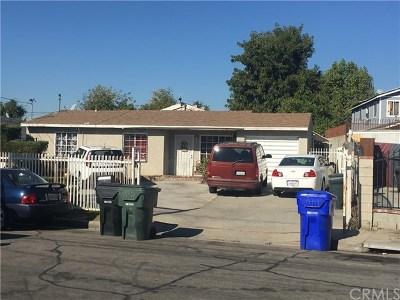Duarte Single Family Home For Sale: 2067 Goodall Avenue
